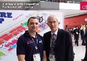 CIT President pays visit of support to Irish Team in World Skills Competition