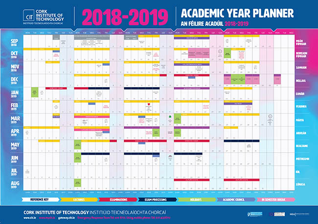 staff academic planner 20182019 download calendar