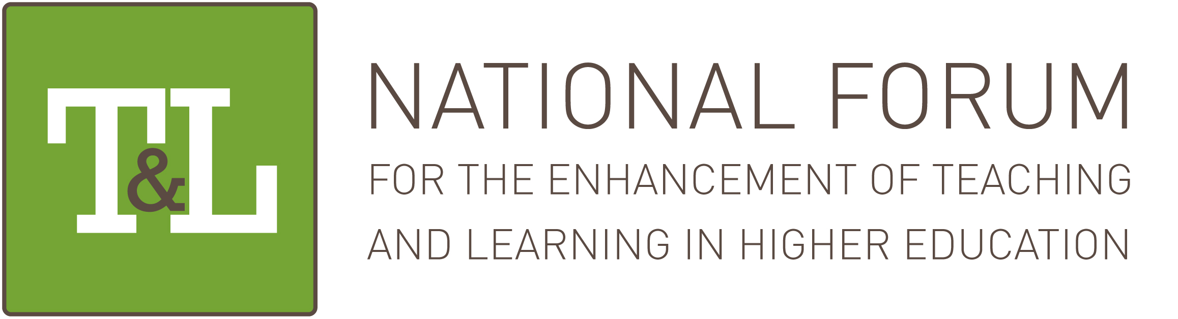 National Teaching & Learning Forum logo