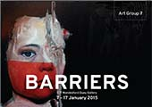 Exhibition by Art Group 7 called Barriers > official opening at 6pm on Friday, 9th January 2015 @ 6pm.