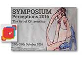 Symposium > Perception 2016 - The Art of Citizenship 25 & 26 October