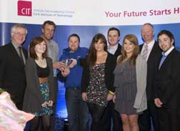 Business & Accounting Society won the 'Best Course-based Society Award' and the 'Society of the Year Award'.