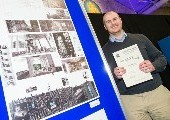 "CCAE Graduate Seán Mcmahon Wins Inaugural ""Riai Scott Tallon Walker Student Excellence Award in Architecture""."
