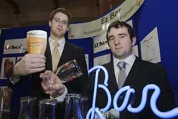 Barry McKenna and Conor Nevin-Maguire, Biomedical Eng and